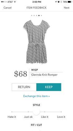 Wisp Glennda Knit Romper: LOVE LOVE LOVE LOVE, please send me this ❤️❤️❤️❤️