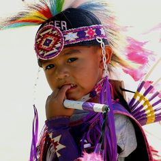 "Native American Wisdom: ""Grown men can learn from very little children for the hearts of the little children are pure. Therefore, the Great Spirit may show to them many things which older people miss."" Black Elk, Oglala Sioux Holy Man"