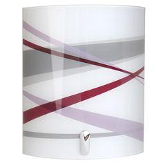 Applique murale moderne Graphit - Luminaire aux lignes tendance