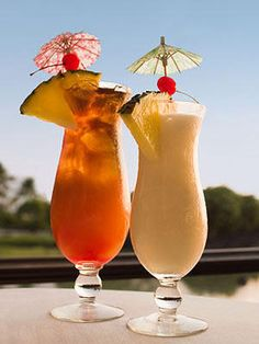 It's summertime, and all you want to do is sip a cool cocktail under the sun. We hear you. But before you pop in that little pink umbrella, make sure you choose your cocktail carefully for your health and waistline. Here, the biggest cocktail calorie bombs of the season.
