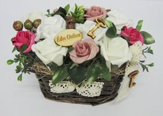 Wicker Baskets, Table Decorations, Diy, Furniture, Vintage, Home Decor, Do It Yourself, Decoration Home, Bricolage