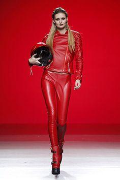 Fashion week Madrid. 2014 - 2015. Maya Hansen