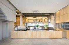 Blue Bottle Coffee Nakameguro / Schemata Architects