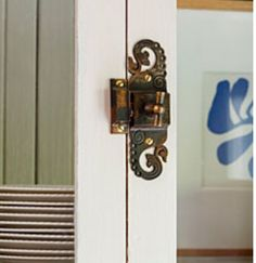 Replace hinges