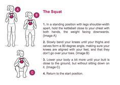 Pilates Leg Squats