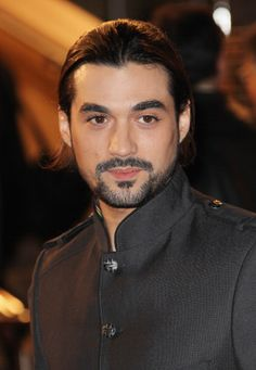 Florent Mothe Mozart Opera Rock attends the NRJ Music Awards 2011 at the Palais des Festivals et des Congres on January 22 2011 in Cannes France