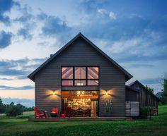 Modern Barn House-Joan Heaton Architects-07-1 Kindesign