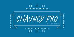 Chauncy Pro font download