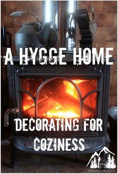 Hygge Home - Decorating for Coziness - IdlewildAlaska