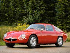 Alfa Romeo Giulia TZ (105) '1963–67