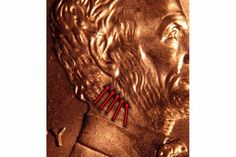 The Lincoln Cent has an interesting doubled die variety. This article has photos and diagnostics to help you attribute the Extra Beard type. Valuable Pennies, Rare Pennies, Valuable Coins, Native American History, Native American Indians, Penny Values, Saving Coins, Sell Coins, Rare Coins Worth Money