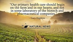 Great quote from Natural News!