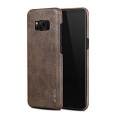 Retro Soft PU Leather Ultra Thin Shockproof Case Back Cover For Samsung Galaxy Samsung Galaxy, Galaxy S3 Cases, Galaxy S8, Samsung Cases, Leather Cover, Pu Leather, Retro, Samsung Accessories