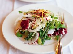 "The Balthazar Salad - ""When we set out to devise a house salad that ..."