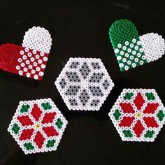 Un Noël scandinave en perles à repasser