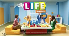 Toyota Spins Prius c to Life with Hasbro Game of Life Tie-In...I'm a winner with my Prius C. :)
