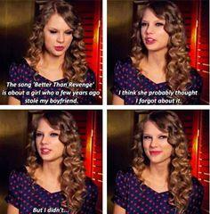 Better Than Revenge Hahahaha lol I love the look on her face in the last photo! HAHAHAHAHA