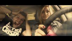 Woman vs. Driving #photography