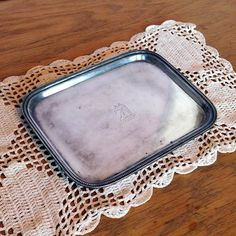 Vintage Antique E G Webster Small Silverplate by vintagedazzle