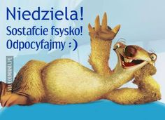 Niedziela! Smiley Emoji, Religion, Lol, Humor, Funny, Fictional Characters, Frases, Acre, Humour
