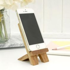 Items similar to iPhone Wood Stand Mahogany, gift idea, solid wood stand, smartphone stand on Etsy Apple Iphone, Iphone 6, Iphone Stand, Iphone 7 Plus, Star Mobile, Samsung Galaxy S5, Wood Phone Holder, All Iphones, Wood Design
