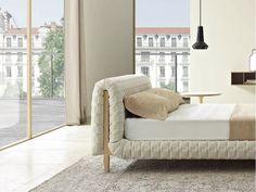New armchair Ruché by Ligne Roset Minimalist Interior, Minimalist Living, Nursery Bedding Sets Girl, Interior Decorating, Interior Design, Decorating Ideas, Cool Beds, Bedroom Styles, Dream Bedroom