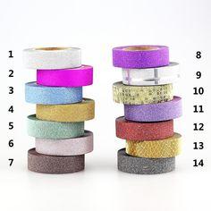 Adhesive Glitter Tape Scrapbooking – uShopnow store
