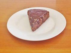 Creme de Avelãs: Bolo de Chocolate Húmido com Courgette (Saudável, ...