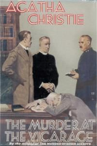 Google Image Result for http://upload.wikimedia.org/wikipedia/en/b/bf/The_Murder_at_the_Vicarage_First_Edition_Cover_1930.jpg