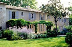 Country Style Chic: Life in Provence- Mas de Bernard