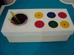 Pour apprendre ses couleurs.