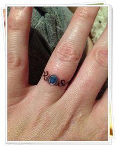 tatuagens no dedo fotos