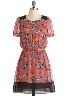 Either Oriole Dress | Mod Retro Vintage Dresses | ModCloth.com