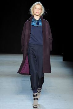 Chadwick Bell Fall 2013 Ready-to-Wear Collection Photos - Vogue