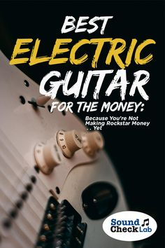 Plan to build a career in music? Here is our guide on the best electric guitar you need to build a career and earn some money. Black Electric Guitar, Cool Electric Guitars, Acoustic Guitar, Music Guitar, Dean Guitars, Guitar Reviews, Digital Piano, Read More, Musicals