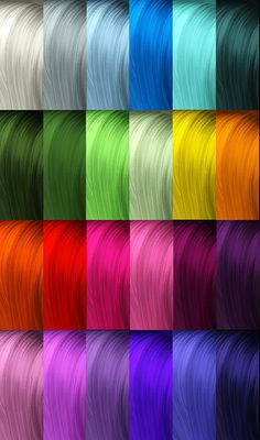 """farfalle-sims: """" 85 hair color presets for your enjoyment! hi guys! i wanted to upload a small, quick thing for everyone since I Feel Guilty When I'm Not Doing Stuff and i hate production lulls. (the..."""