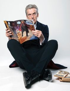 Peter Capaldi is living proof that dreams can and do come true. (Except the time he tried to take over the fan club of course ;) )