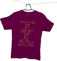 Camisa Nullius (Born to be Great)