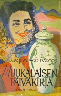 Muukalaisen päiväkirja | Kirjasampo.fi - kirjallisuuden kotisivu