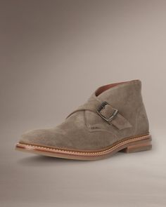 WILLIAM MONK CHUKKA - Men_Boots_Casuals - The Frye Company