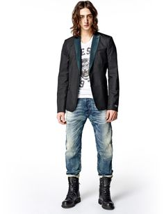 Diesel Men's Apparel SS14 - outfit