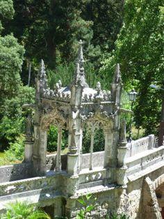 Quinta da Regaleira Sintra - Portugal