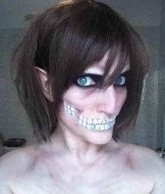 not into pinning cosplays but this is epic - Attack on Titan