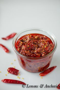 Chinese Chili Sauce ( KOMAL ) BOIL RED LONG CHILLIES N GARLIC . LET IT COOL GRIND IN FOOD PROCESSER . BETTER GRIND ON STONE. TAKE OIL HEAT IT ADD CHILLIES ADD SALT .