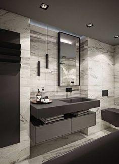 ᶳѦ 27 The Biggest Myth About Bathroom Remodeling Ideas Cool That You Dream Exposed - homesuka Bathroom Design Luxury, Modern Bathroom Design, Home Interior Design, Luxury Homes Interior, Bad Inspiration, Bathroom Inspiration, Small Bathroom, Master Bathroom, Washroom