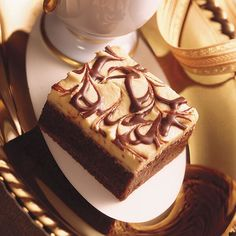 Cappuccino Brownies Image
