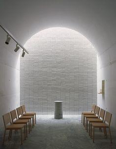 Nuevo crematorio en el cementerio Woodland / Johan Celsing Arkitektkontor