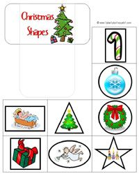 So many incredible preschool Christmas activities and lessons!