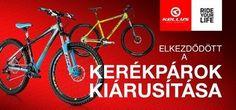 Kellys kerékpár kiárusítás