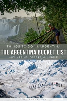 The best things to do in Argentina | The most beautiful places to visit in Argentina | Where to go in Argentina | Argentina places to visit | What to do in Argentina | Things to do in Patagonia | Argentina bucket list | Argentina tourist attractions | Argentina itinerary ideas | Travel Argentina | Beautiful places in Argentina | Argentina places to see | South America travel inspiration | Where to go in South America | Iguazu travel | Argentina Travel | Buenos Aires things to do